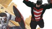 Imagen de U.S Agent y Sharon Carter estarán en Falcon y Soldado de Invierno, la serie de Disney +