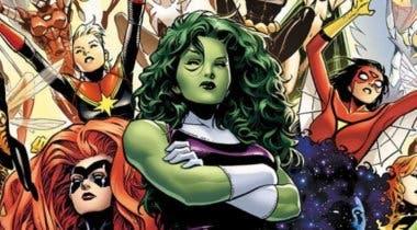 Imagen de ABC prepara una nueva serie de Marvel protagonizada por una superheroína