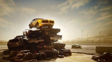 Imagen de Tráiler de lanzamiento para Wreckfest: velocidad, derrapes y destrucción