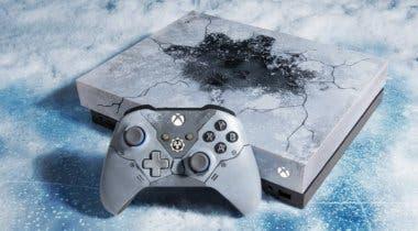 Imagen de Amazon desvela un pack de la saga Gears of War con una Xbox One X con diseño exclusivo de Gears 5