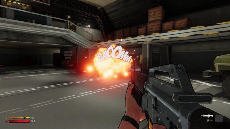 Imagen de La remasterización del clásico shooter XIII se deja ver en una primera tanda de capturas