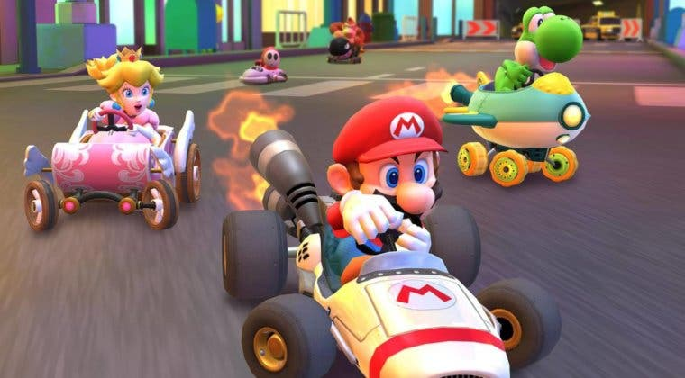 Imagen de Mario Kart Tour llega con su tráiler de lanzamiento