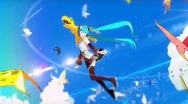 Imagen de Hatsune Miku canta una cover de Butter-Fly por el 20 aniversario de Digimon