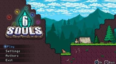 Imagen de Ratalaika Games presenta 6Souls en el TGS 2019