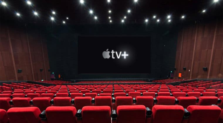 Imagen de Las películas de Apple TV+ contarán con estrenos en salas de cine