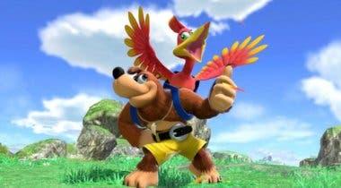 Imagen de Banjo-Kazooie llegan hoy mismo a Super Smash Bros. Ultimate