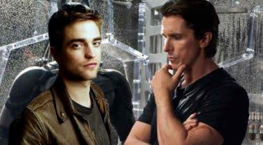 """Imagen de Christian Bale asegura que el fichaje de Robert Pattinson como Batman es """"interesante"""""""
