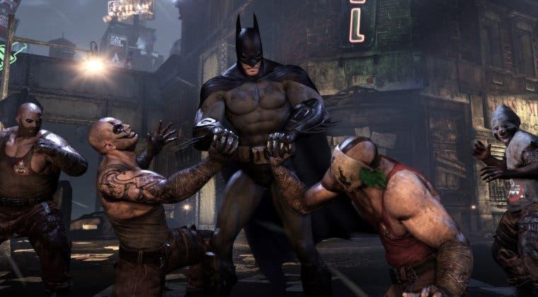 Imagen de La edición de Batman Arkham Knight en Epic Games Store no cuenta con la protección Denuvo