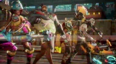 Imagen de Bleeding Edge exhibe más de su propuesta en un nuevo gameplay