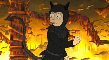 Imagen de Crítica de (Des)encanto Temporada 2: Groening a medio gas