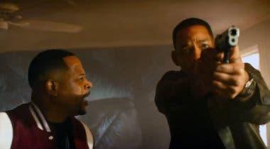 Imagen de Will Smith y Martin Lawrence brillan en el primer tráiler de Dos policías rebeldes 3