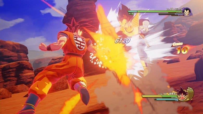 Dragon Ball Z Kakarot imagen 15
