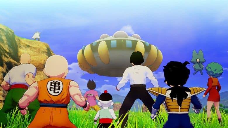Dragon Ball Z Kakarot imagen 17