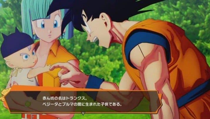 Dragon Ball Z Kakarot imagen 19