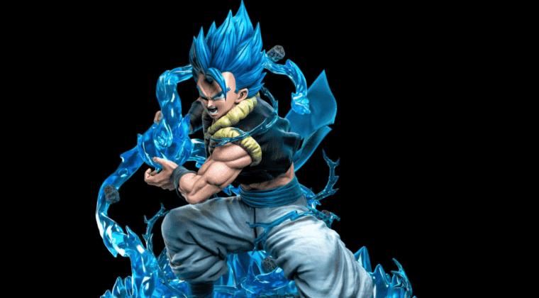 Imagen de Dragon Ball Super: Esta es posiblemente la mejor figura de Gogeta