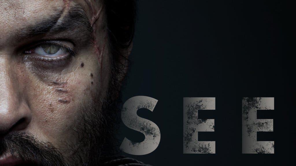 Imagen de See: Primer tráiler y póster de la nueva serie de AppleTV+ con Jason Momoa