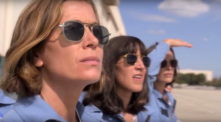 Imagen de AppleTV+ lleva a las mujeres a la Luna en el nuevo tráiler de For All Mankind