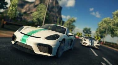 Imagen de Gear.Club Unlimited 2 Porsche Edition disponible en noviembre para Nintendo Switch