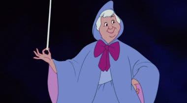 Imagen de Disney está desarrollando un live-action del Hada Madrina de La Cenicienta
