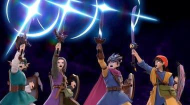 Imagen de Los creadores de Dragon Quest XI S opinan sobre 'El Héroe' como luchador en Super Smash Bros Ultimate
