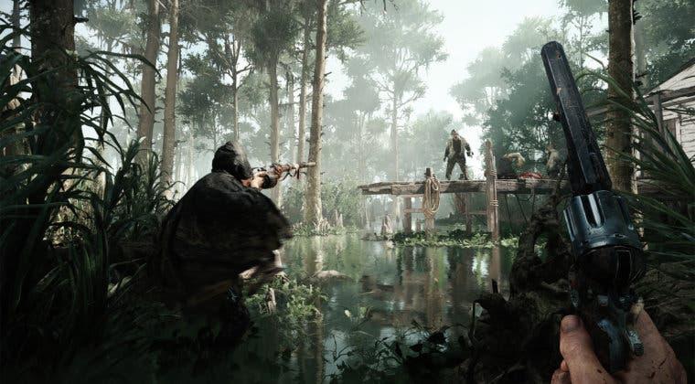 Imagen de Crytek anuncia la fecha de lanzamiento de Hunt: Showdown para PlayStation 4