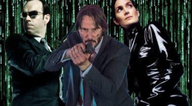 Imagen de Chad Stahelski quiere reunir al elenco original de Matrix en John Wick 4