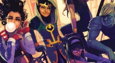 Imagen de Marvel estaría preparando una futura serie de Jóvenes Vengadores para Disney+