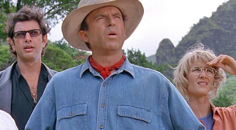 Imagen de Sam Neill, Jeff Goldblum y Laura Dern estarán en Jurassic World 3