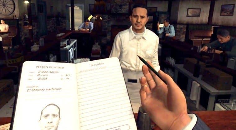Imagen de L.A. Noire: The VR Case Files confirma finalmente su llegada a PlayStation 4