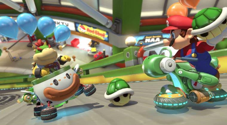 Imagen de Nintendo Switch recibirá dos volantes oficiales para Mario Kart 8 Deluxe