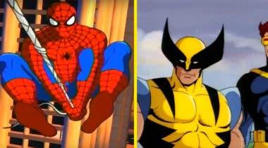 Imagen de Disney+ albergará varias de las series clásicas animadas de Marvel