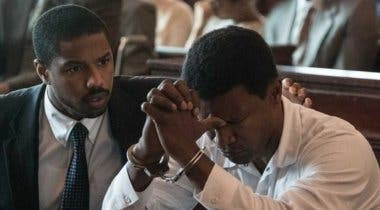 Imagen de Michael B. Jordan se viste de justiciero legal en el primer tráiler de Just Mercy