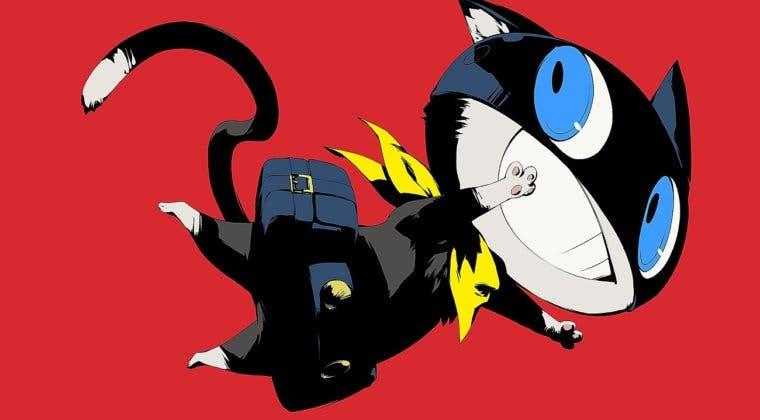 Imagen de Morgana se deja ver en un nuevo tráiler de Persona 5 Scramble