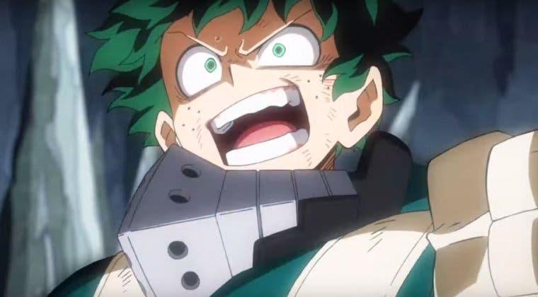 Imagen de My Hero Academia retrasa el primer episodio de su cuarta temporada