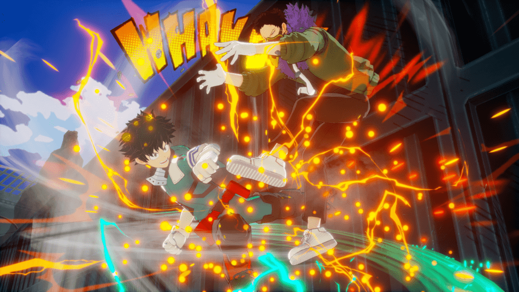 Imagen de My Hero One's Justice 2 muestra un primer teaser tráiler y capturas