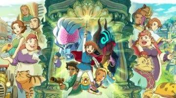 Imagen de Las dos entregas de Ni no Kuni protagonizarán un pack en PlayStation 4