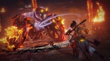 Imagen de Nioh 2 muestra gameplay de su multijugador para 3 usuarios