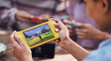 Imagen de Nintendo Switch Lite está siendo vendida en Estados Unidos antes de su lanzamiento oficial