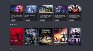 Imagen de Nitro Games, la librería de suscripción de Discord, será cancelada