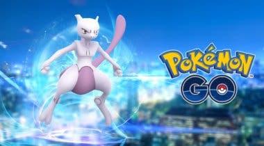 Imagen de Se retrasa la incursión de Mewtwo variocolor en Pokémon GO