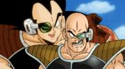 Imagen de Así serían Raditz y Nappa si hubieran alcanzado el SS3 en Dragon Ball