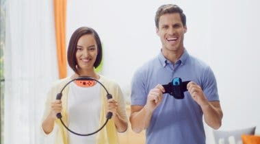 Imagen de Esto es lo que pesará Ring Fit Adventure, la nueva experiencia de Nintendo Switch