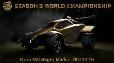 Imagen de Madrid será la sede la final del Campeonato Mundial de la octava temporada de Rocket League