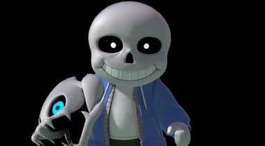 Imagen de Sans de Undertale llega finalmente a Super Smash Bros. Ultimate pero no como esperaban los fans