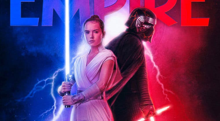 Imagen de Star Wars: El ascenso de Skywalker brilla en sus nuevos pósteres