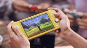 Imagen de Sorteamos una Nintendo Switch Lite durante el día de hoy
