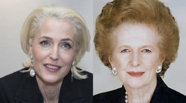 Imagen de Gillian Anderson será Margaret Tatcher en la cuarta temporada de The Crown