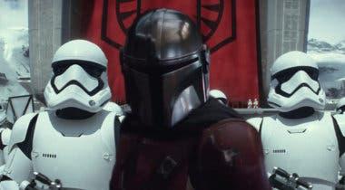 Imagen de The Mandalorian contiene un gran spoiler de la saga Star Wars