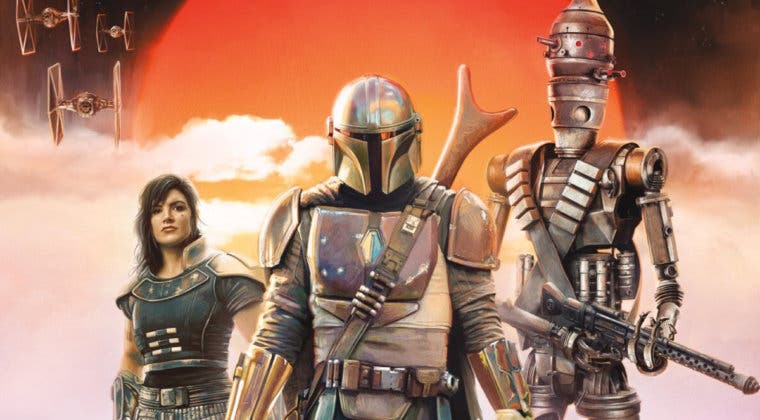 Imagen de The Mandalorian: nuevas imágenes y pósteres de la serie Star Wars