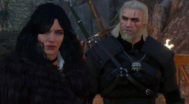 Imagen de Así serían Geralt y Yennefer de la saga The Witcher con una apariencia ochentera